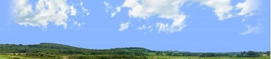 Picture of Appalachian valley landscape right