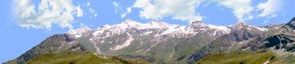 Picture of Austrian alps vista 2 left