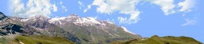 Picture of Austrian alps vista 2 right