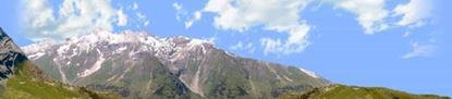 Picture of Austrian alps vista 3 right