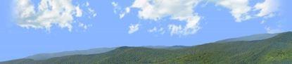 Picture of Blueridge mountain 3 left