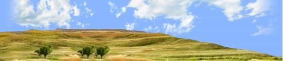 Picture of Buffalo gap national grasslands south dakota right