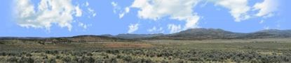 Picture of High desert and utah mountain 2 right panel
