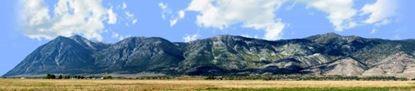 Picture of Mountains jobs peak sierra nevadas vista left